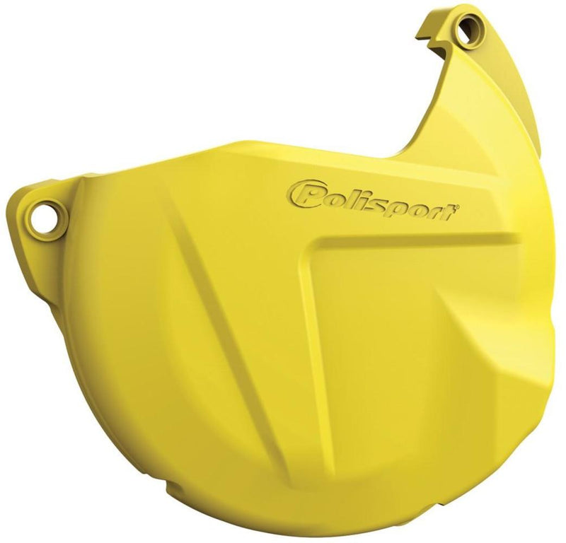 Polisport 8461700004 Clutch Cover Protector - Yellow