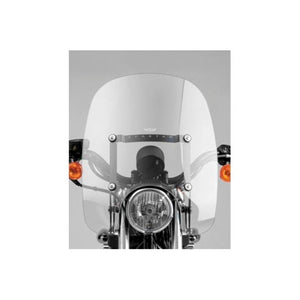 National Cycle N21302 Spartan Windshield - 16.25in - Clear