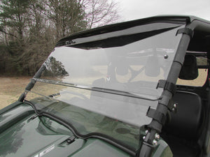 Seizmik 25015 Versa-Shield Hard-Coated Polycarbonate Windshield