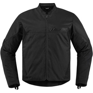 Icon Konflict Jacket Stealth Black