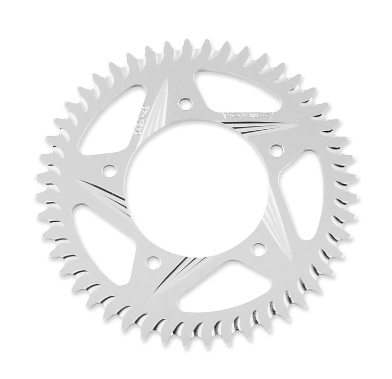Vortex 526A-44 Aluminum Rear Sprocket - Silver - 44T