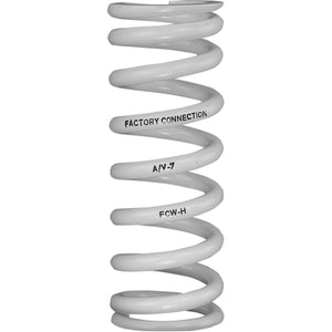Factory Connection FCW-2 Progressive Shock Spring - 7.5-9.7 kg/mm