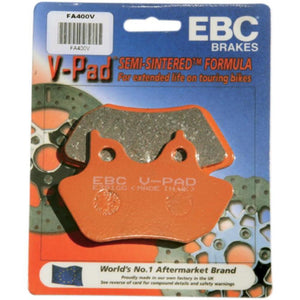 EBC FA78V Semi-Sintered V Brake Pads