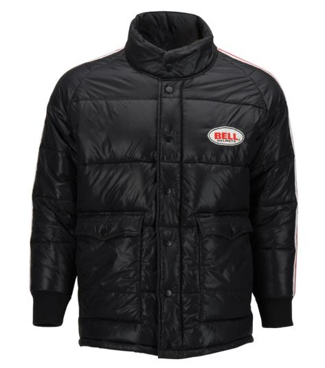Bell Helmets Classic Puffy Jacket Black