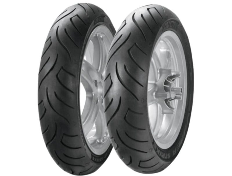 Avon Tyres 2340511 Viper Stryke AM63 Scooter Front Tire - 110/90-13