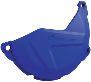 Polisport 8447800003 Clutch Cover Protector - Blue