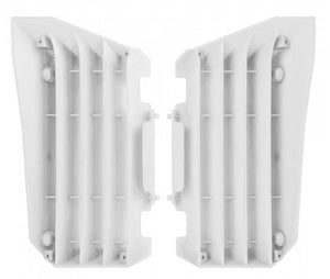 Polisport 8455600001 Radiator Louvers - White