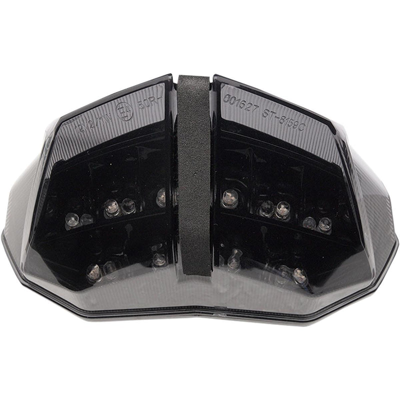 Competition Werkes MPH-80159B Integrated Taillights - Blackout