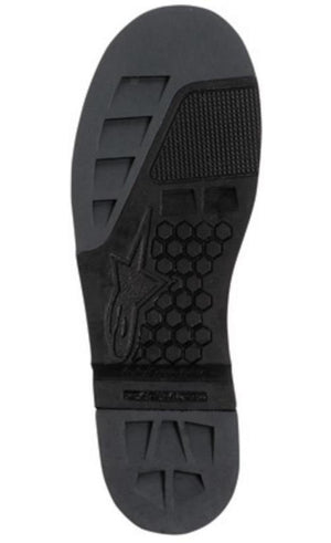 Alpinestars 25SUT8N-8/9 Soles for Tech 8 RS - Black - 8-9