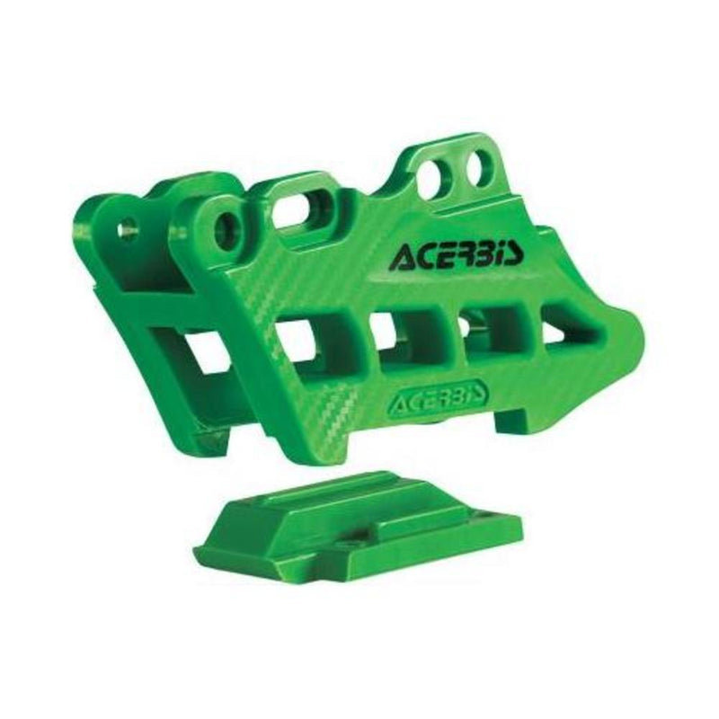 Acerbis 2410970006 Chain Guide - Green
