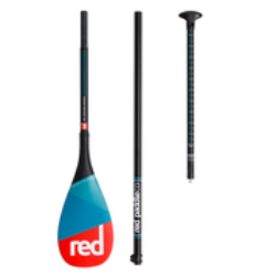 RED PADDLE GLASS 3-PIECE – LEVERLOCK