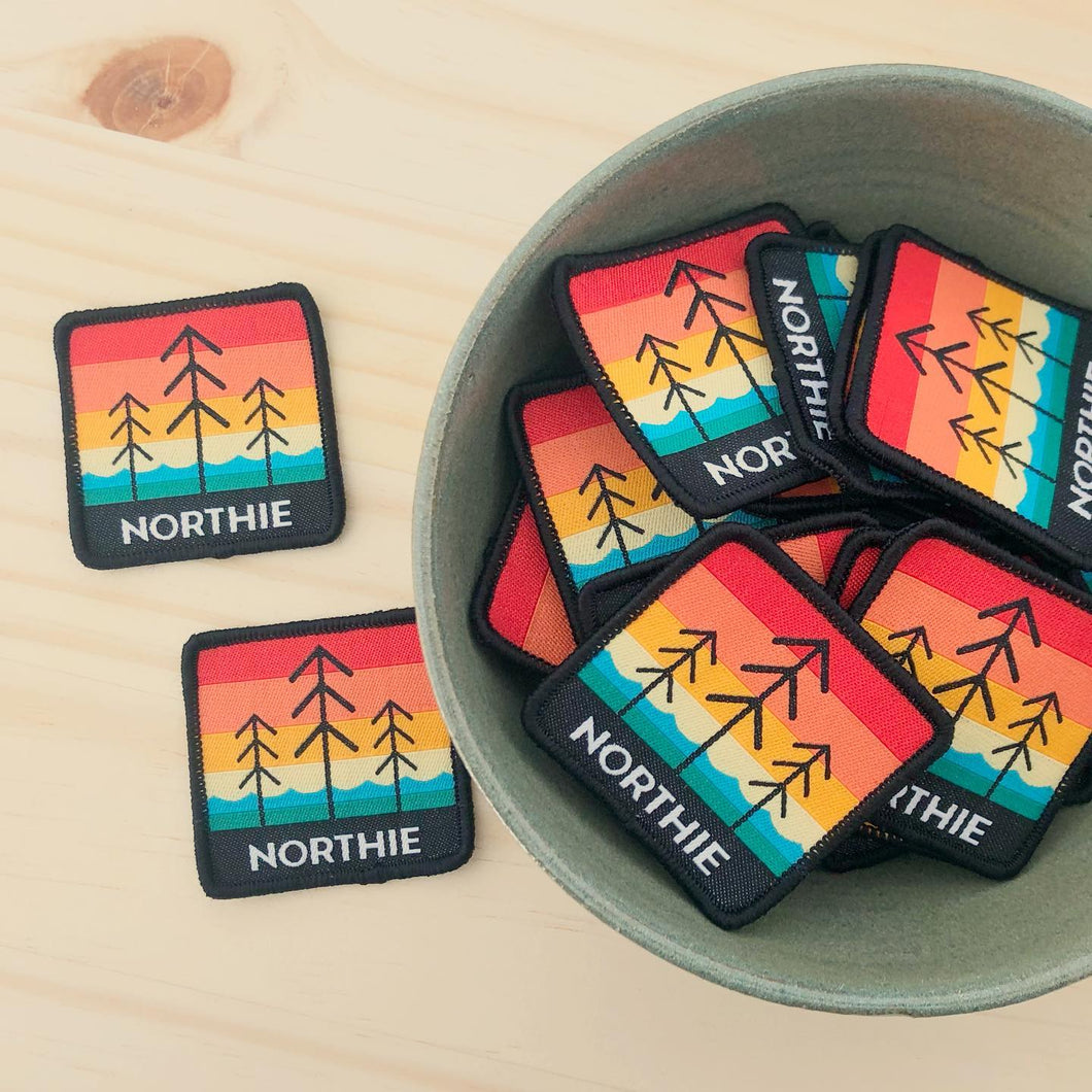 NEW Wholesale Northie Patches.