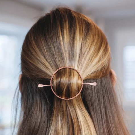 Eclipse Hair Slide.
