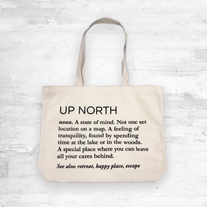 Up North Tote.
