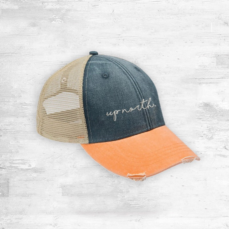Up North Trucker Hat.