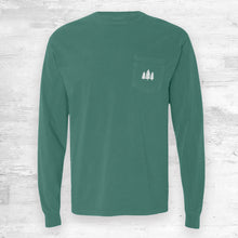 Wisconsin Favorites Long Sleeve. Green.