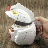 Ready Player One Creative GUNDAM - Stainless Steel 400ml Coffee Mug