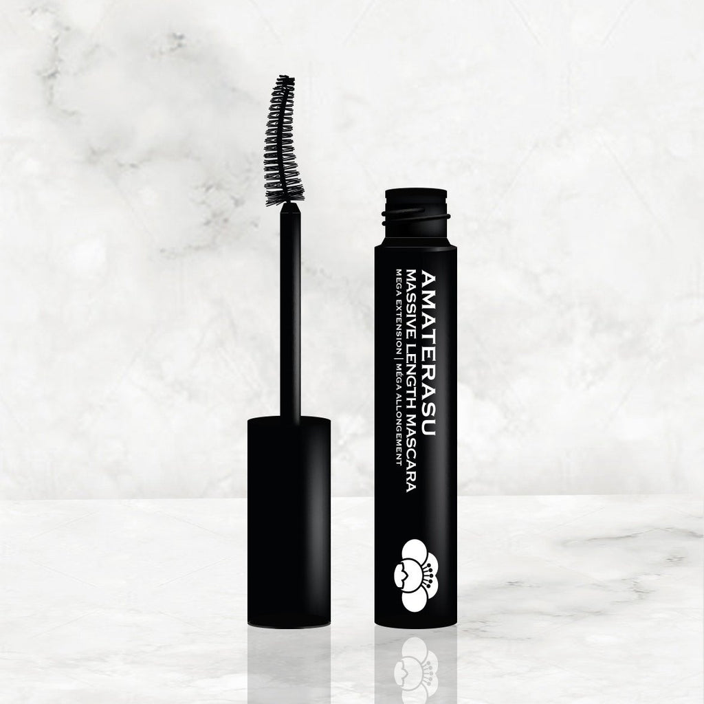 SHOP AMATERASU MASCARA | CRUELTY FREE VEGAN BEAUTY | CANADA | MAKEUP | NEXT LEVEL BEAUTY SUPPLY