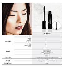 Load image into Gallery viewer, SHOP AMATERASU SILK MASCARA | CRUELTY FREE VEGAN BEAUTY | CANADA |MAKEUP | NEXT LEVEL BEAUTY SUPPLY