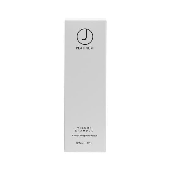 Shop J Beverly Hills Platinum Volume Shampoo Canada is formulated to infuse the hair with volumizing agents that achieve smooth lift and healthy results. Its formula thoroughly cleanses while repairing split ends, restoring manageability, and adding shine. Suitable for both natural and colour treated hair. Sulfate and paraben-free.
