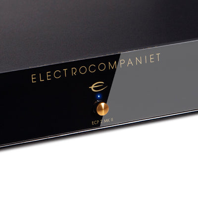 Introducing the ECP 2 MK II Phono stage