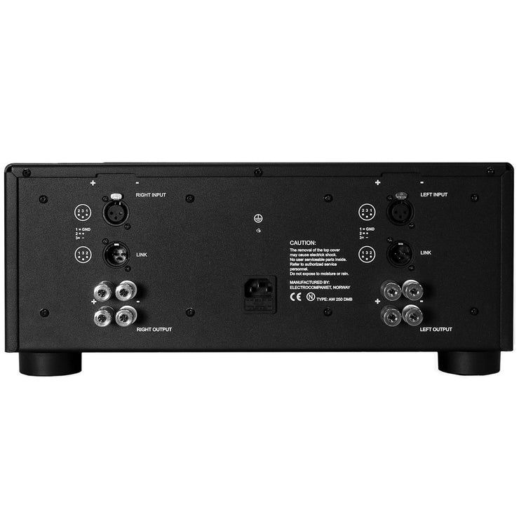 AW250 R STEREO AMPLIFIER