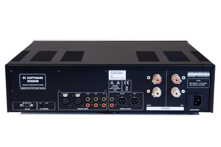 ECI 6 MKII Integrated Amplifier