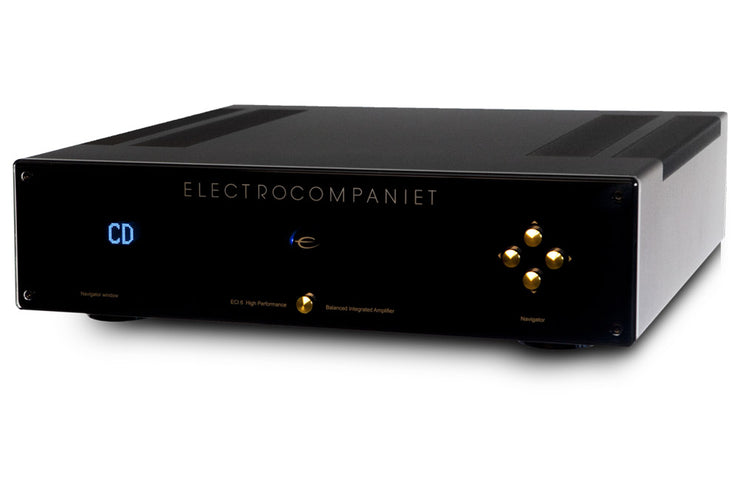 ECI 6D Integrated amplifier with DAC