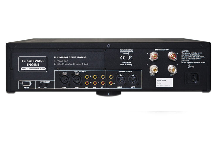 ECI 6 Integrated Amplifier
