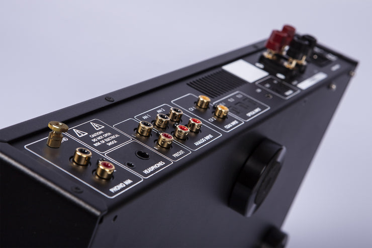 ECI 80D Integrated Amplifier