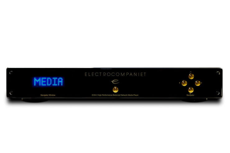 ECM 2 Network Media player/DAC