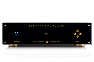 ECI 5 MKII Integrated Amplifier