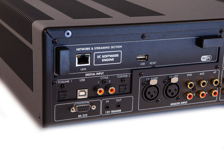 ECI 6DX MKII Integrated Amp/DAC/Streamer