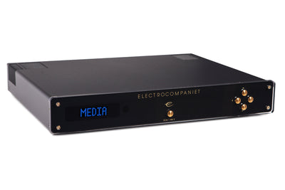 ECM 1 MKII High End DAC and Music Streamer