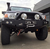 Toyota 76 , 78, 79 Series bull bar 2007-2017