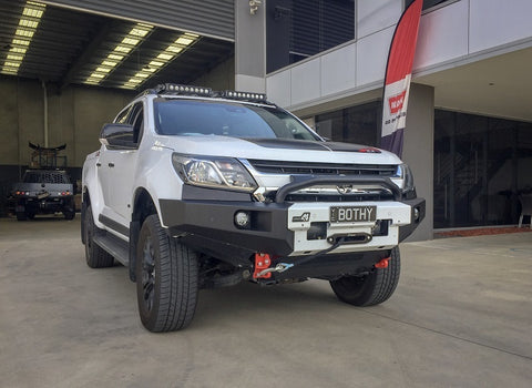 Holden Colorado Crawler Bull Bar 2017+