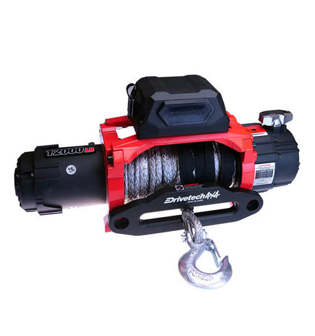 Drivetech 12,000lb Dual Speed Winch
