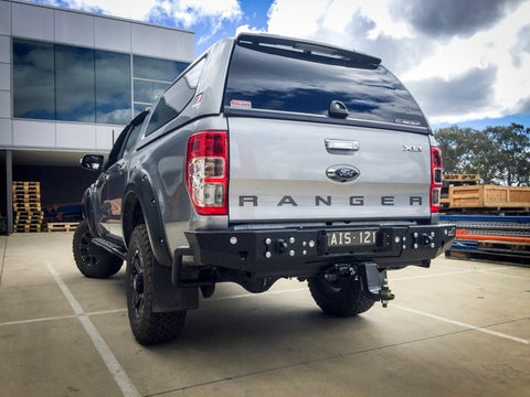 Ford PX Ranger, Mazda BT50, Rear bar 2011 - 2018