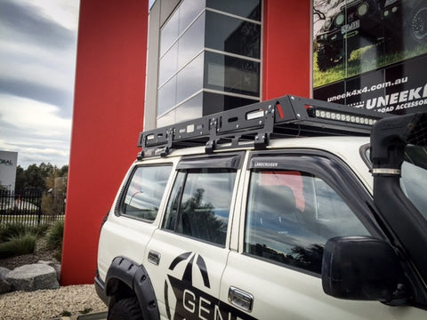 Tactical Roof Rack 80 Series Land Cruiser