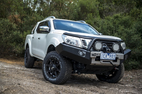 Nissan Navara NP300 Commander Bull bar 2015- current