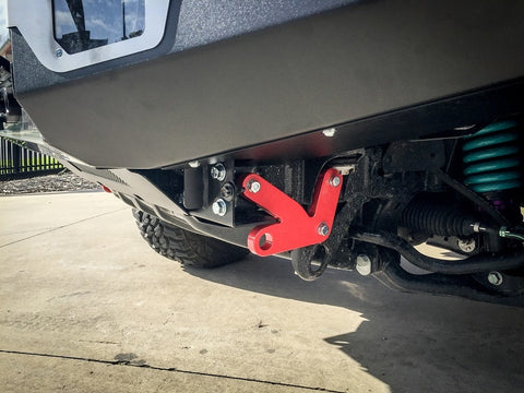 Ford Ranger/ BT50 Recovery Points