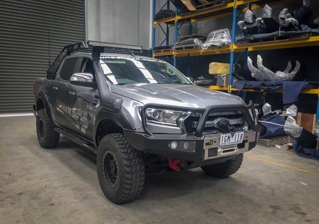 Ford Ranger Commander Bull bar 2011-2017 – Brash Offroad
