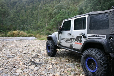 Jeep JK Rock Sliders Unlimited