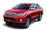 Legendex Exhaust - DPF equipped 2.8L TD Hilux 2016+