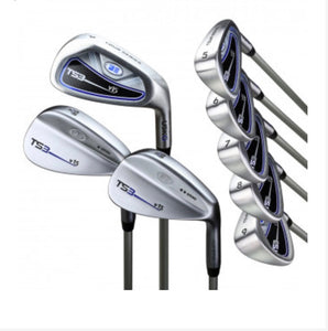 "Tour Series 51"",54"",57"",60"",63"" 8 Club Iron Only Sets Graphite Shafts, (No Bag) - everyshotcounts"