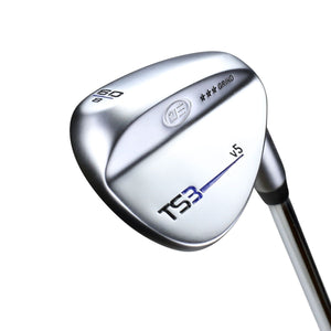 Tour Series TS3 Lob Wedge Steel Shaft - everyshotcounts