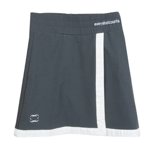 Girls Golf Skort Dark Grey, 'Killeen' - everyshotcounts