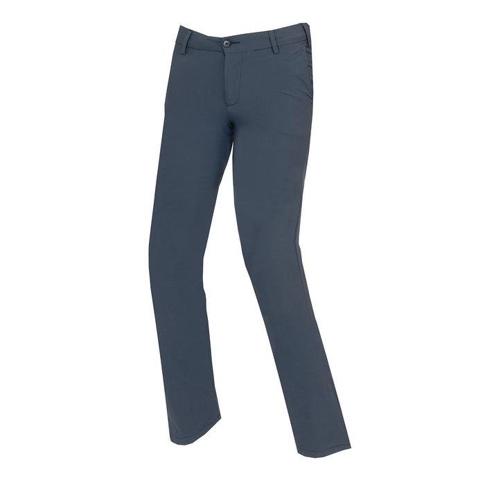 Junior Golf Trousers, Steel Grey, Medinah, Boys' and Girls' - everyshotcounts