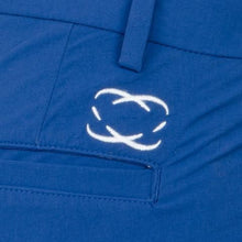 Deep Blue Boys Golf Shorts - 'Lawson' - everyshotcounts