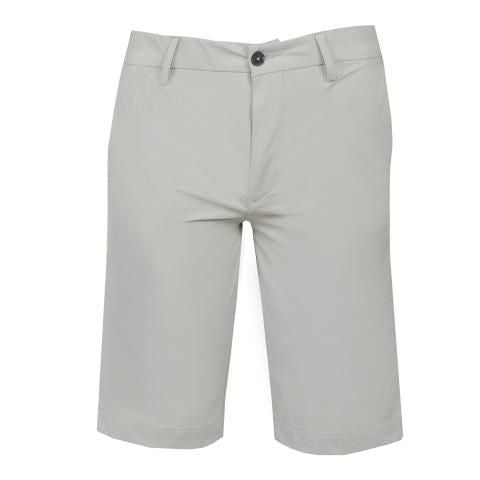 Boys Golf Shorts 'Lawson' Cool Grey - everyshotcounts